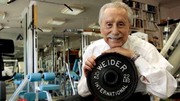Joe Weider created the Mr. Olympia contest and brought Arnold Schwarzenegger to the United States.