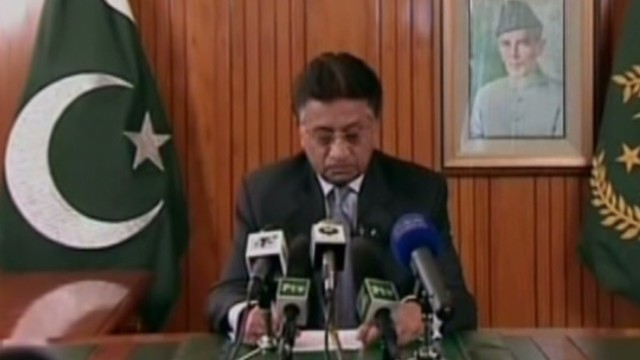 Musharraf determined to return home