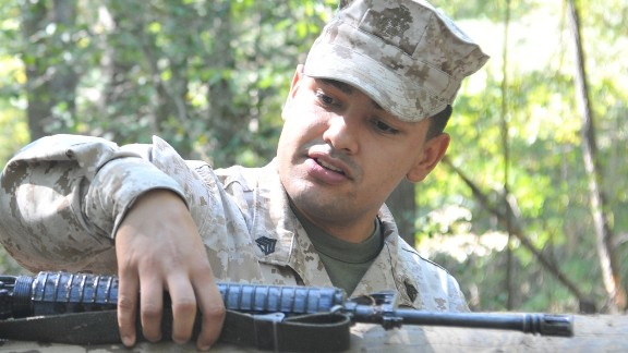 Marine Sgt. Eusebio Lopez was identified as the gunman in the deadly shooting at Quantico.