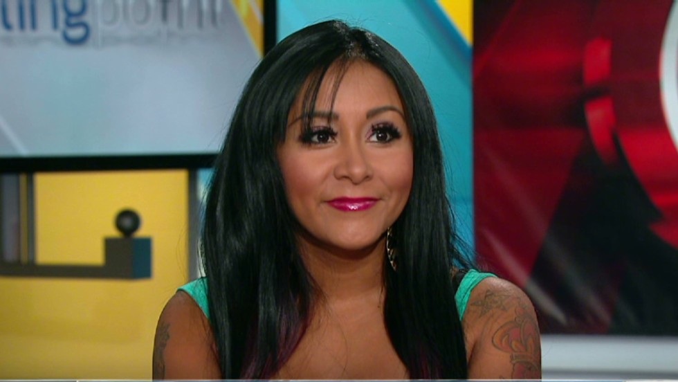 Video Nicole Snooki Polizzi Talks About Her New Son Her