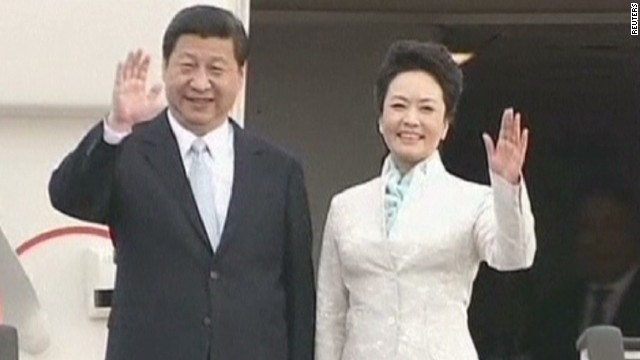 China's first of a kind first lady