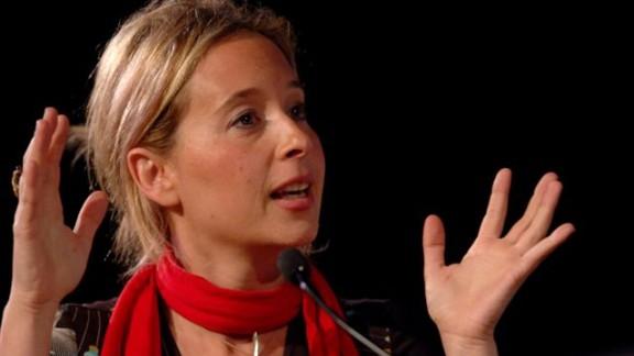 Economist and author Noreena Hertz