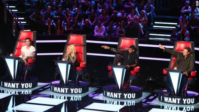 """The Voice"" opened Wednesday's live show by bringing up the voting issue."