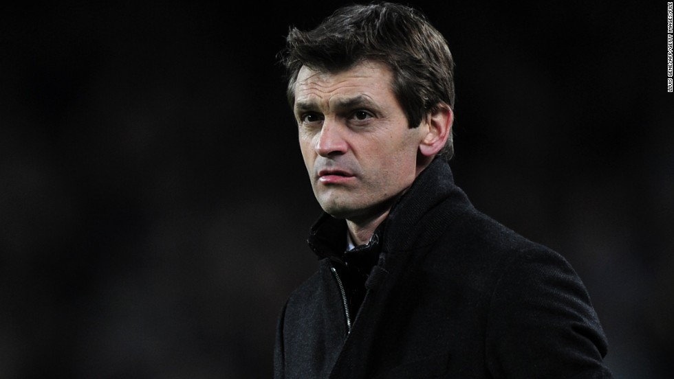 Vilanova was admitted to hospital Thursday, before news of his death, aged 45, broke Friday 25th April, 2014.