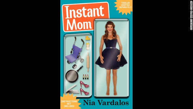 "Vardalos wrote ""Instant Mom"" after adopting"