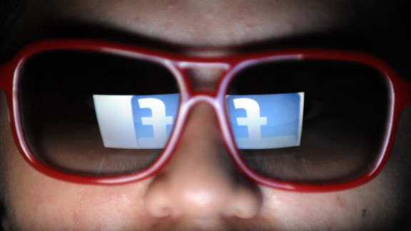Facebook, a network built around users