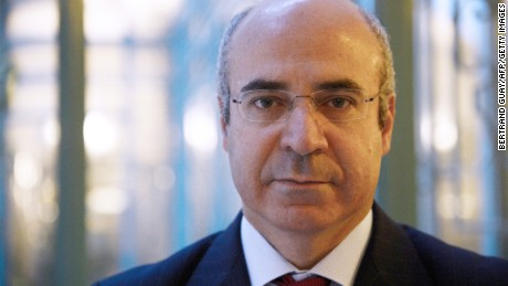 Hermitage Capital investment fund CEO William Browder poses on February 11, 2013 at the Westin Vendome Hotel in Paris.