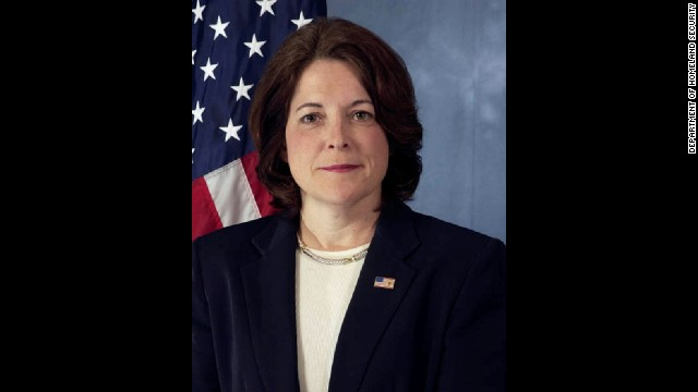 First woman to lead Secret Service