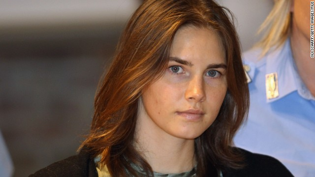 Amanda Knox: I had to accept my fate