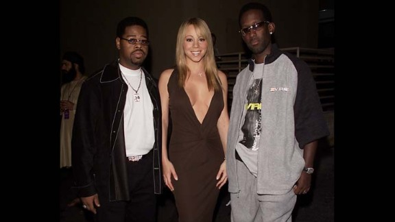 """""""One Sweet Day,"""" by Mariah Carey and Boyz II Men, topped the Billboard Hot 100 for 16 weeks, longer than any other single in the chart's 54-year history."""