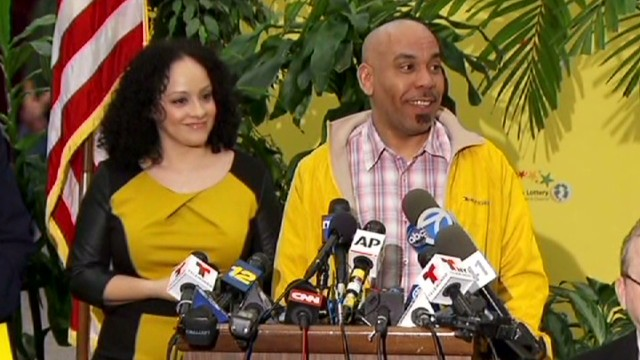 NJ man wins $338 million Powerball pot