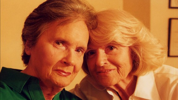 Windsor lost her spouse, Thea Clara Spyer, in 2009. They had been together for 40 years.