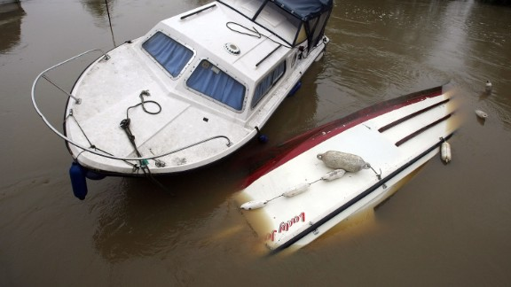 If water is getting into your boat through a leak you have a real problem. Locate the leak immediately. If you can't find it head for dry land. Fast.