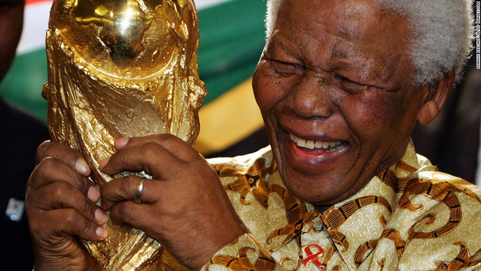 07377a23f South Africa was awarded the right to stage the 2010 World Cup in 2004. It