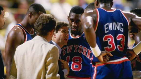 Pitino coached the New York Knicks from 1987-1989,  and led the team to a divison title.