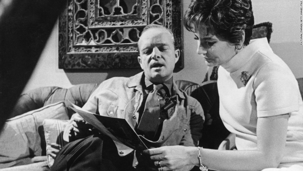 "Walters interviewed American novelist, short story writer and playwright Truman Capote for ""Today"" inside his New York apartment in 1967."
