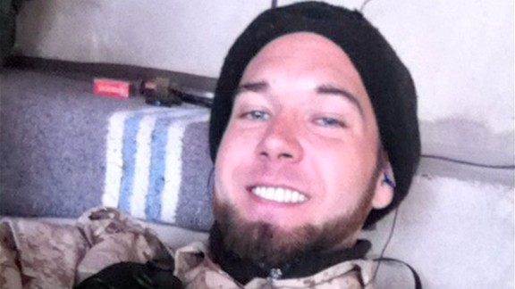 Eric Harroun pleads to lesser count in Syria fighting case, released from custody,