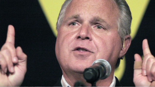 Limbaugh: Conservatives lost gay marriage