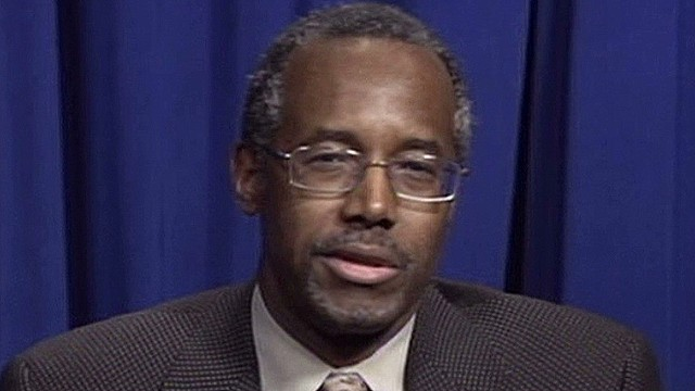 Ben Carson: I love gay people