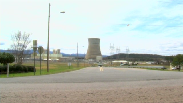Fatal accident at Arkansas nuclear site