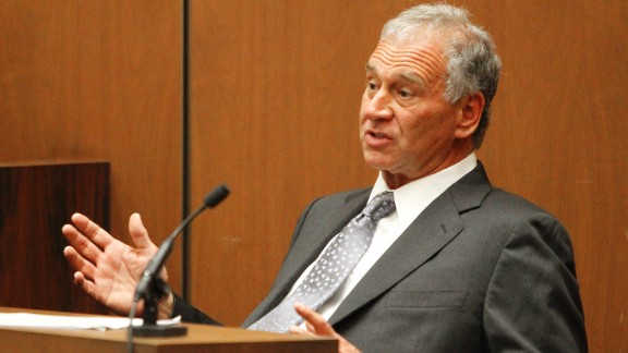 Paul Gongaware: The AEG Live co-CEO worked closely with Michael Jackson as he prepared for his comeback concerts. He testified at Dr. Conrad Murray's criminal trial that he contacted the physician and negotiated his hiring at the request of Jackson. AEG lawyers say it was Jackson who chose, hired and supervised Murray. Gongaware knew Jackson well, having been tour manager for the singer in previous years.