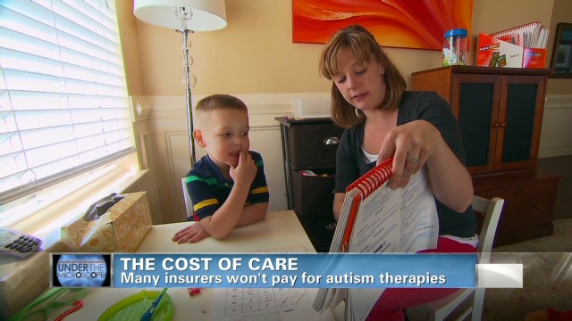 Should insurance pay for autism therapy?