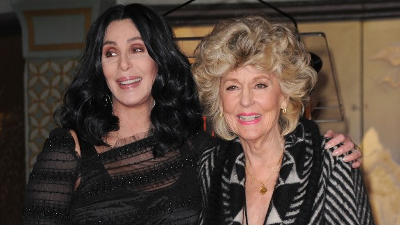 """Lifetime's """"Dear Mom, Love Cher"""" focuses on Cher's family history and features interviews with her mom, Georgia Holt."""