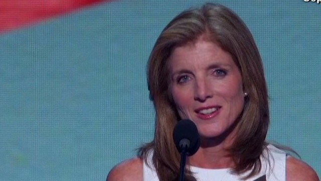 Caroline Kennedy: From 'princess' to diplomat?