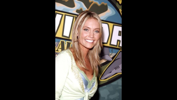 """Jennifer Lyon, who appeared on """"Survivor: Palau"""" in 2005, died at her home in Oregon in January 2010. The 37-year-old was diagnosed with breast cancer after her stint on the reality show."""