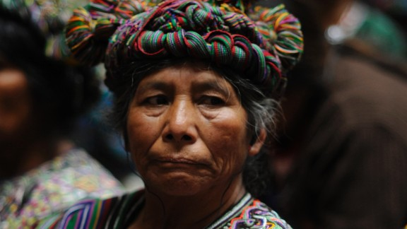 Painful public testimony could help heal the national betrayal reflected in the faces of many Guatemalan Mayans.