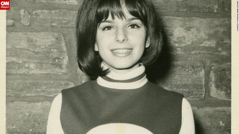 "In 1967, <a href=""http://ireport.cnn.com/docs/DOC-948445"">Patricia Anne Alfano</a> was a cheerleader for the Philadelphia Eagles. She says the style in the '60s was much more conservative than it is today."