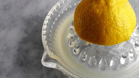 Citrus fruits, especially lemons, irritate the skin. Lemons also increase sensitivity to sunlight.
