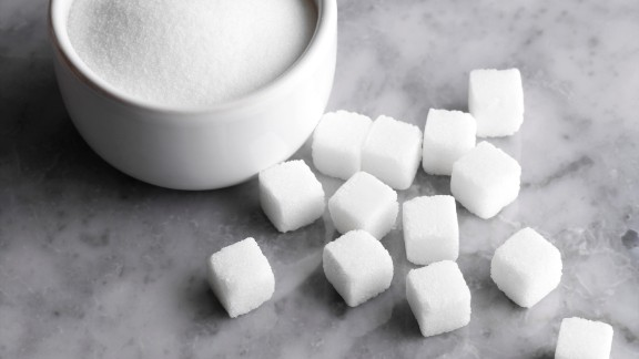 Salt and sugar are effective exfoliants and often the base of home scrub recipes. Baking soda works as a fine-grained exfoliant, and might have antiseptic and brightening qualities.