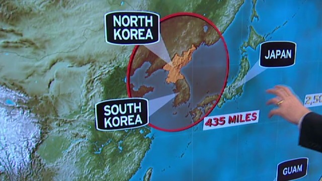 North Korea's advantage explained