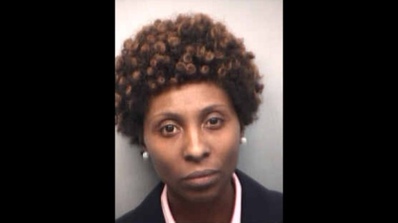 Starlette Mitchell was a teacher at Parks Middle School.