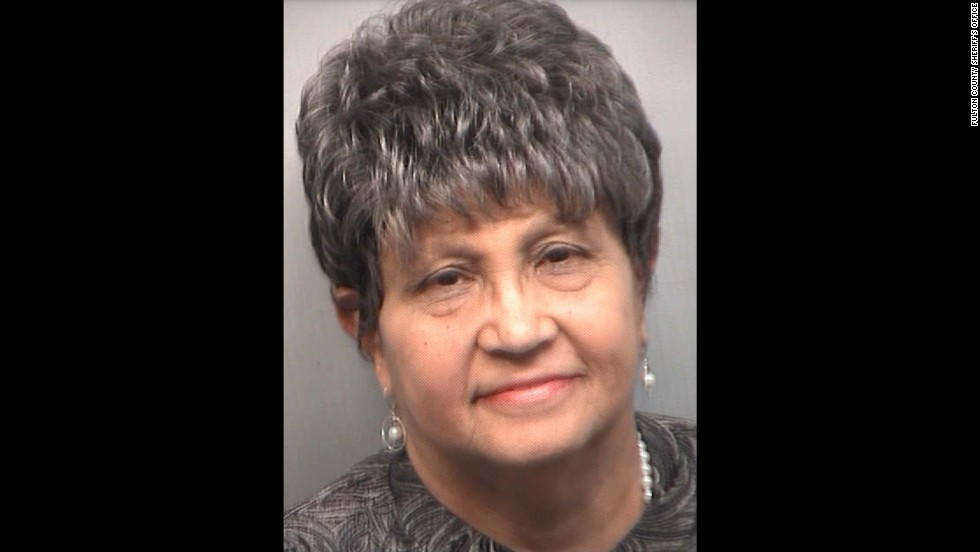 "Beverly Hall, the former superintendent of Atlanta Public Schools, was among the 35 former educators indicted in an Atlanta Public Schools cheating scandal. <a href=""http://www.cnn.com/2013/04/02/justice/georgia-cheating-scandal/index.html"">They began turning themselves in</a> at the Fulton County Jail on Tuesday, April 2."