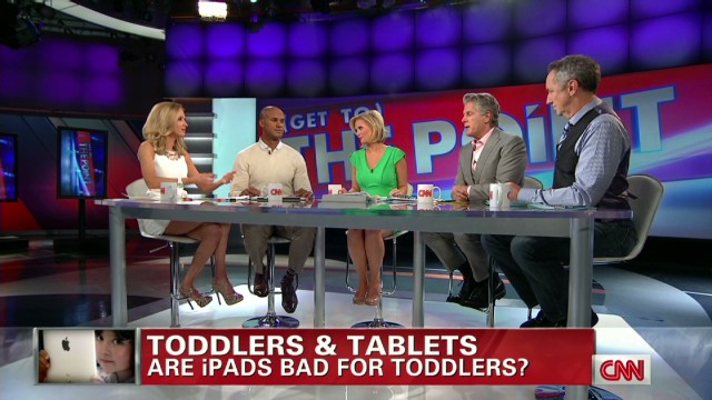 Toddlers and technology: Good or bad?