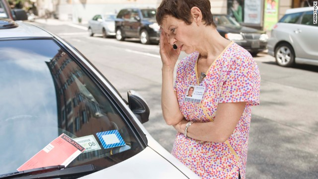 Fixed hopes to capitalize on people's feelings of injustice over unfair parking tickets.