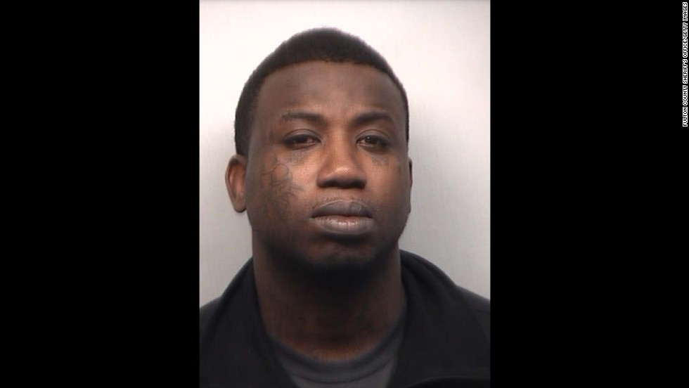 "Gucci Mane is known for having a tattoo of an ice cream cone and the word ""brrr"" on his cheek. In 2011, a spokeswoman for the rapper told Rolling Stone that the image is ""a reminder to fans of how he chooses to live his life. Cool as ice. As in 'I'm so icy, I'll make ya say Brr.'"