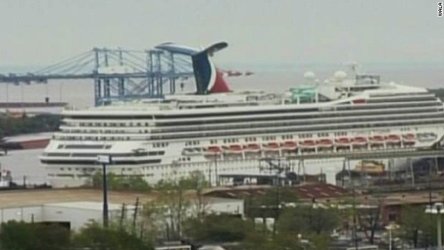 Search for worker in Triumph undocking