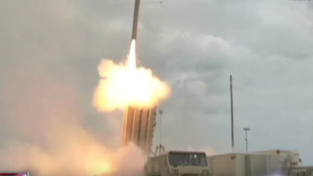 U.S. sends missile defense to Guam