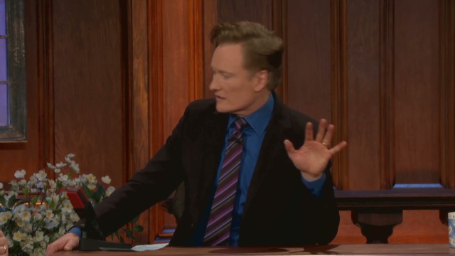 Conan: Fallon will do great on 'Tonight'