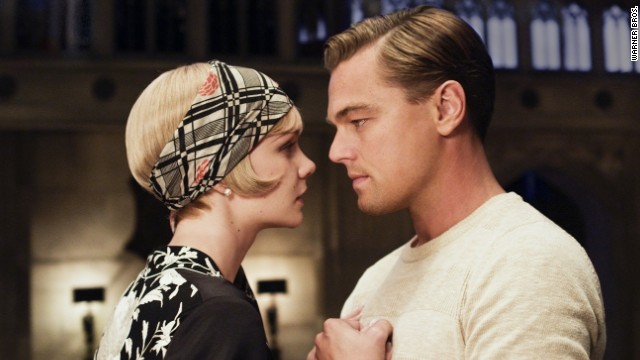 The latest version of the F. Scott Fitzgerald classic stars Carey Mulligan and Leonardo DiCaprio as Daisy and Gatsby.