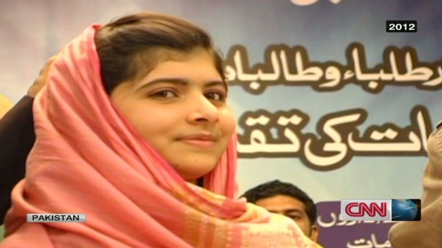 Post-shooting, Malala starts school fund