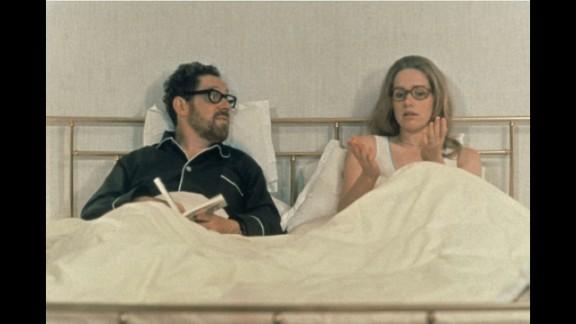 """And so begins one of the truest, most luminous love stories ever made, Ingmar Bergman"