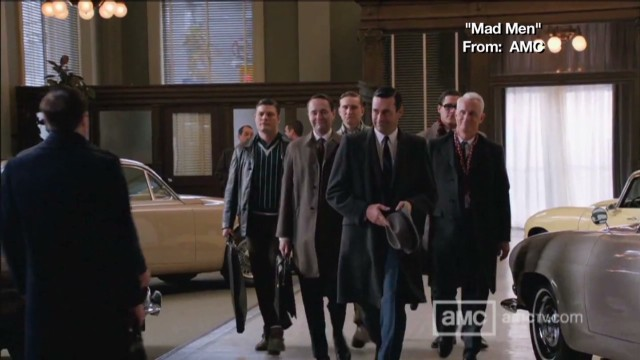How 'Mad Men' changed cable