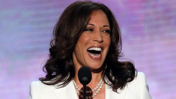 Roxanne Jones says the president's comments about  Kamala Harris should be taken in context.