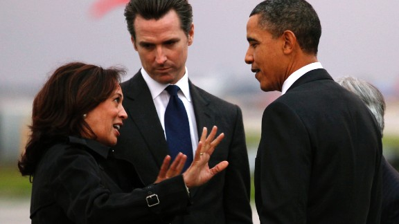 California Attorney General Kamala Harris plans to announce a run for Barbara Boxer