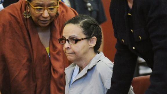 Yoselyn Ortega in a Manhattan courtroom in 2013.
