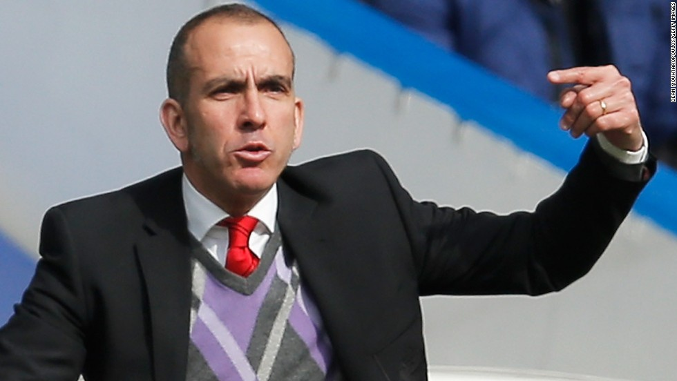 Di Canio issued a statement during the week denying that he supported fascist ideology, having refused to broach the subject at his unveiling the previous day.